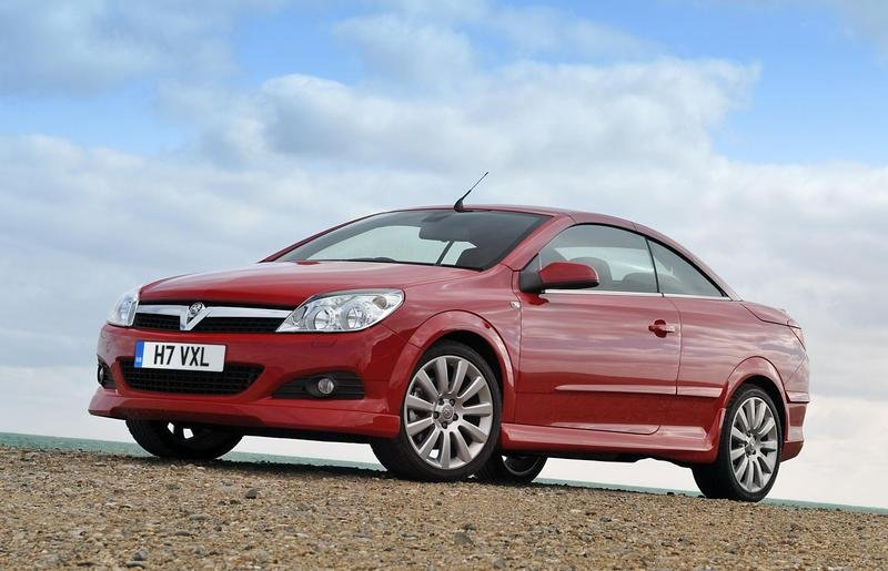 2008 Vauxhall Astra TwinTop Exclusiv XP