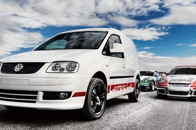 2008 Volkswagen Caddy Carrera Cup Edition