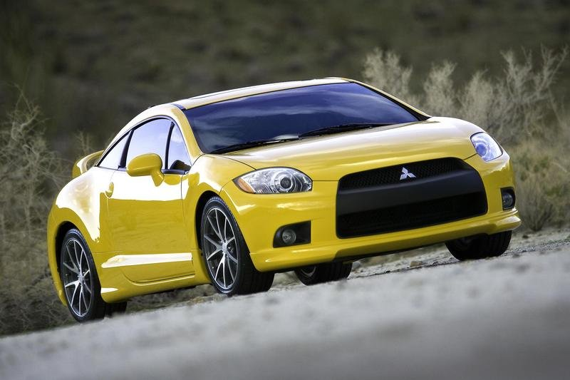 2009 Mitsubishi Eclipse pricing announced