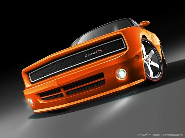 2010 Dodge Charger Concept News Top Speed