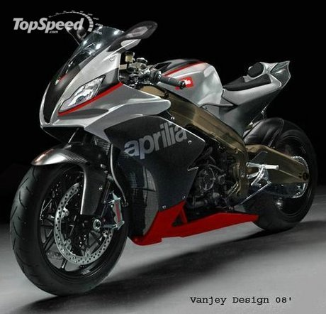 2010 Aprilia RSV4 Factory Picture Wallpapers