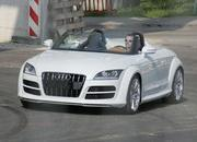 Audi TT Clubsport quattro production version spotted - image 247357