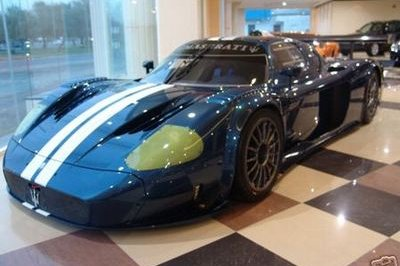 eBay bid of the day: Maserati Mc12 Corsa