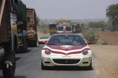 Ferrari Magic India Discovery Drive comes to an end - image 246434