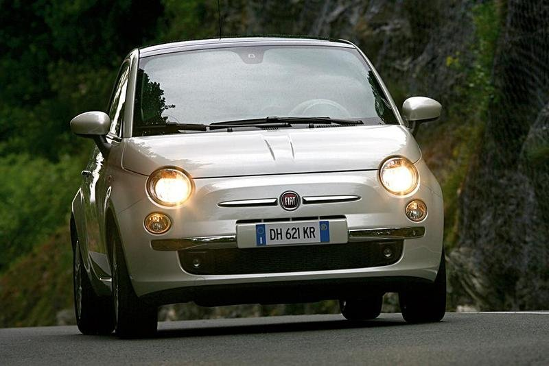 Fiat 500 might come to USA