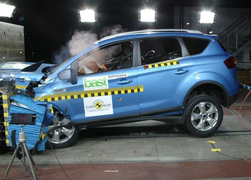 Five Euro NCAP Stars for the new Ford Kuga - image 248809