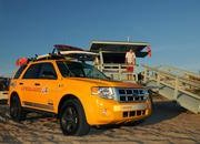 Ford Escape Hybrid Lifeguard Vehicles