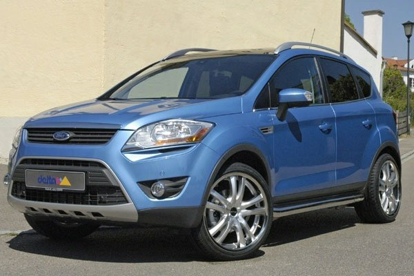 ford kuga by delta4x4 picture