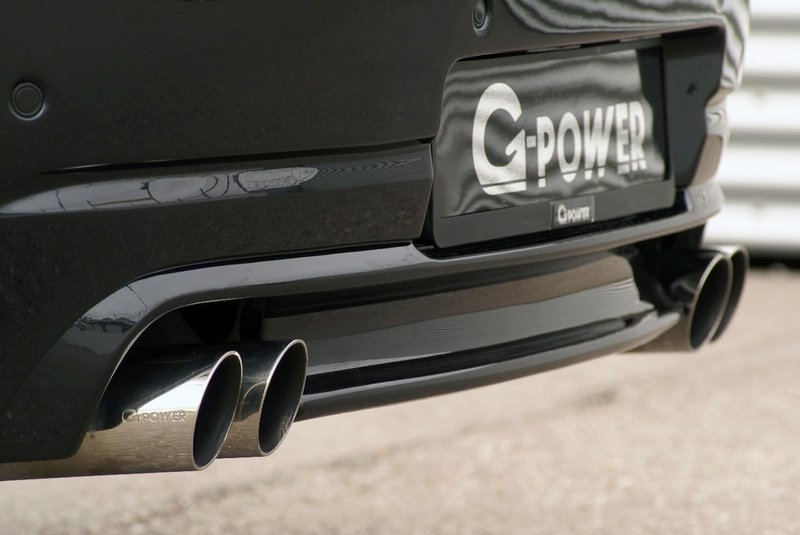 G-Power M6 Hurricane based on the Bmw M6 - image 248261