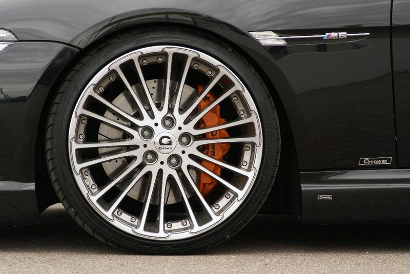 G-Power M6 Hurricane based on the Bmw M6 - image 248263