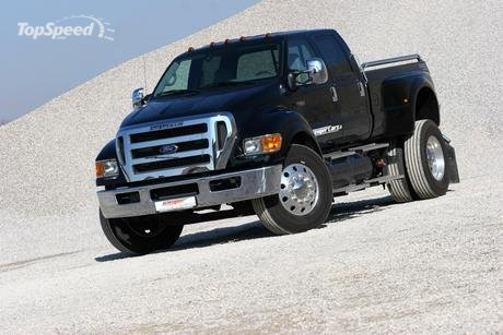 Vans Car  2010 FORD F650 amazing truck