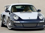 Gemballa Avalanche 600 GT2 EVO based on the Porsche 997 Turbo - image 247935