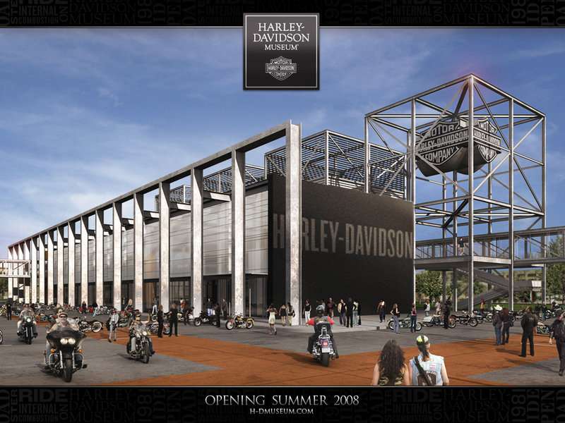 Harley-Davidson Museum announces Grand Opening date