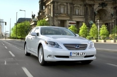 Lexus LS - Best Luxury Car