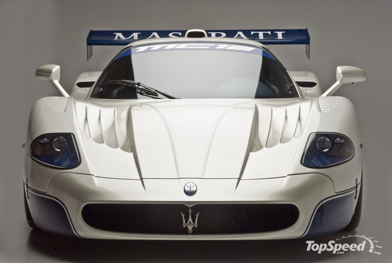 Maserati MC 12 Corsa by Edo Competition