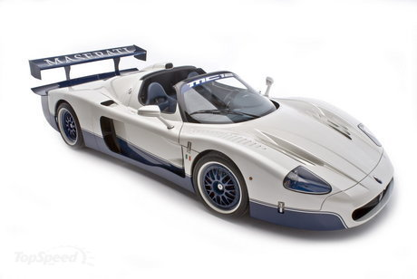Maserati Mc12 For Sale. Maserati MC 12 Corsa by Edo
