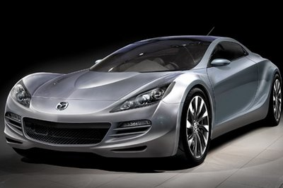 Mazda RX-7 coming in 2012