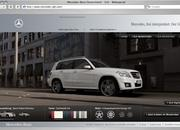 Mercedes launches GLK Interactive Web Special - image 247480