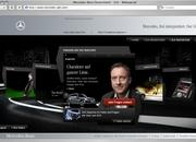 Mercedes launches GLK Interactive Web Special - image 247481