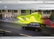 Mercedes launches GLK Interactive Web Special - image 247479