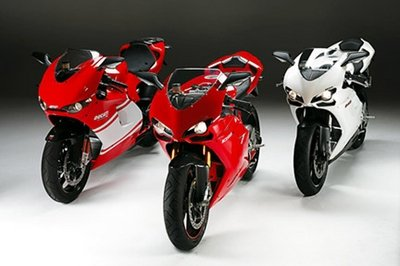 Motorcycle of the year: Ducati, Ducati, Ducati!