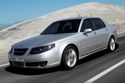 New Saab 9-5 to be unveiled at the 2009 Geneva Show