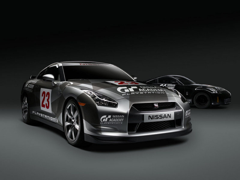 Nissan PlayStation GT Academy goes live