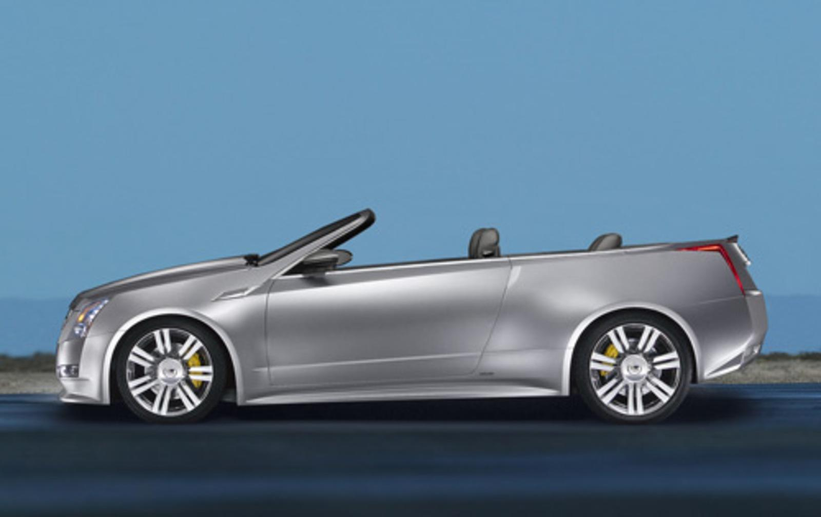 Who Makes Cadillac >> No Cadillac CTS Coupe Convertible! News - Top Speed