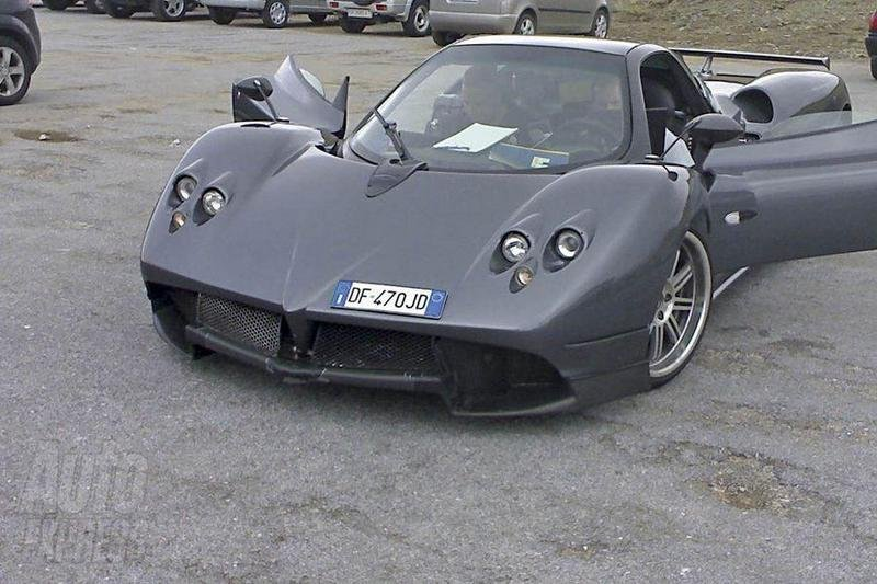 Pagani Zonda's replacement coming next year