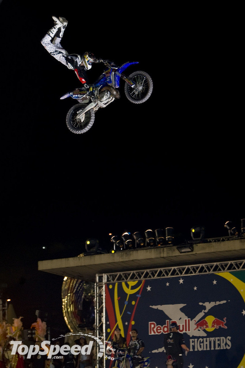 Rio Red Bull X-Fighters dominated by Stenberg!