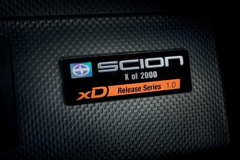 Scion xD Release Series 1,0 pricing announced