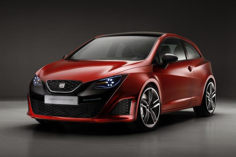 Seat Bocanegra will go into production