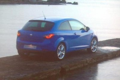 Seat Ibiza 3door to debut in London