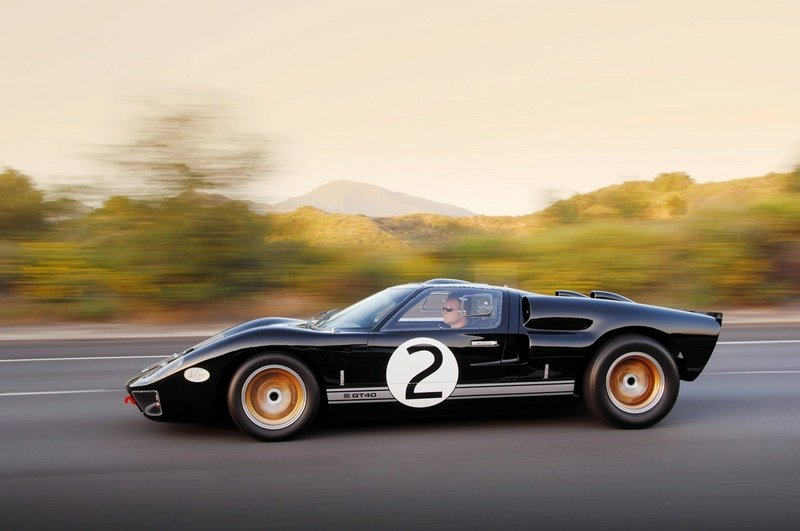 2009 Shelby MkII GT40
