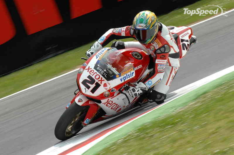 The Ducati Xerox Team makes a strong start to their quest for a home win at Monza