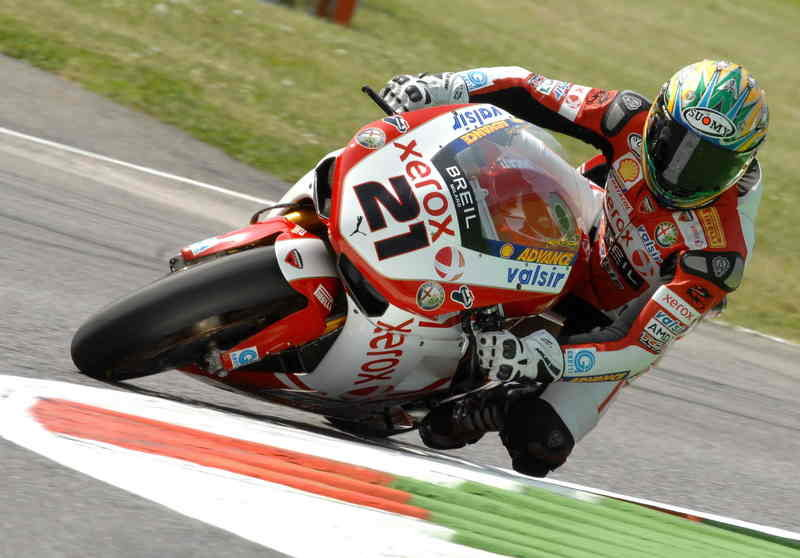 Troy Bayliss Returns to World Superbike Championship at Age 45