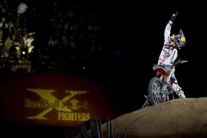 The Red Bull X-Fighters to arrive in Texas