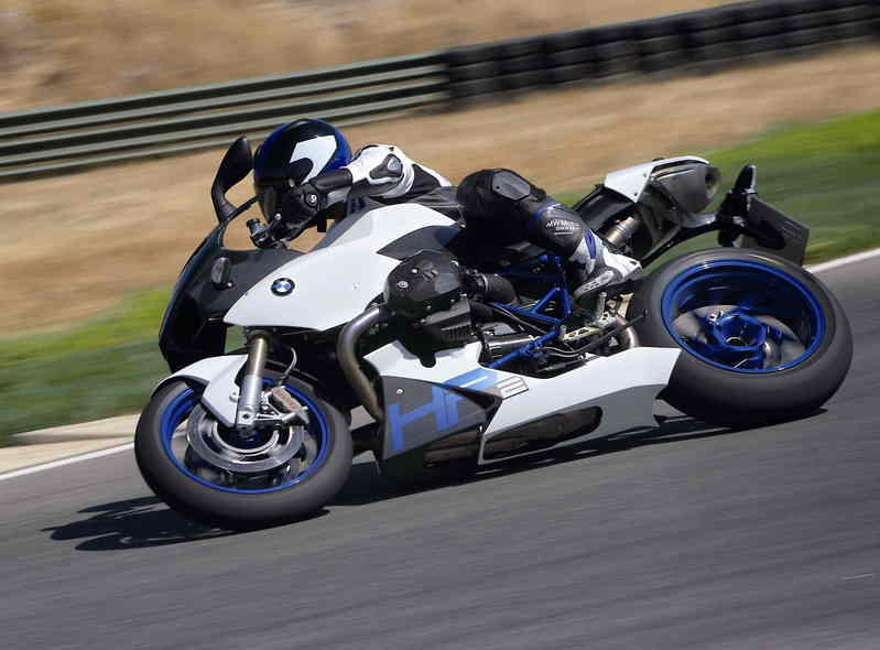 Thrill seekers rejoice! BMW HP2 Sport is here