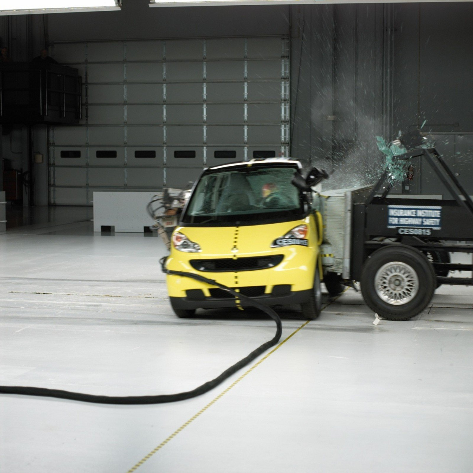 Top Crash Test Ratings For Smart ForTwo News