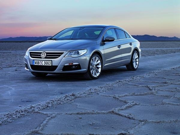 volkswagen announced uk pricing for the passat cc picture