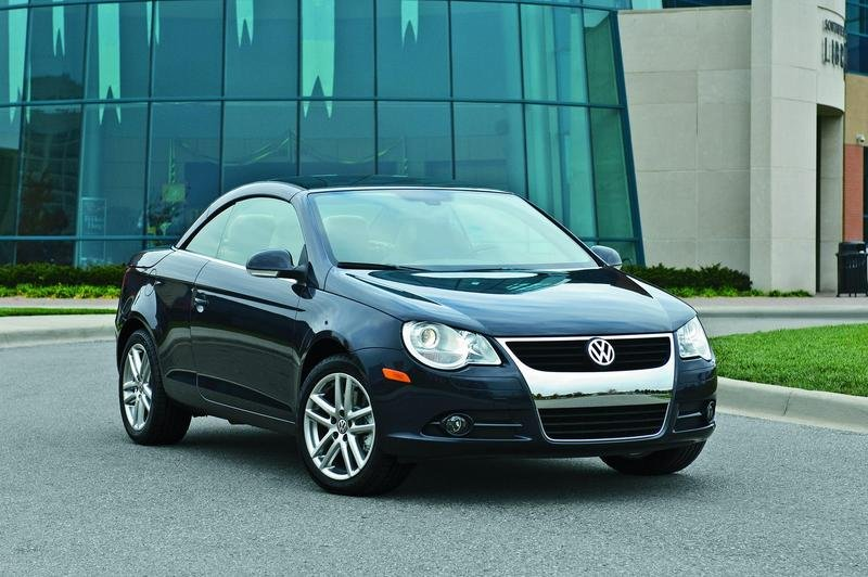 Volkswagen Eos in the Top 10 Best New Road Trip Vehicles