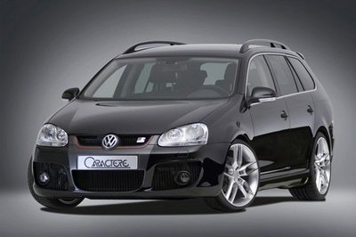 Vw Golf V Variant By Caractere