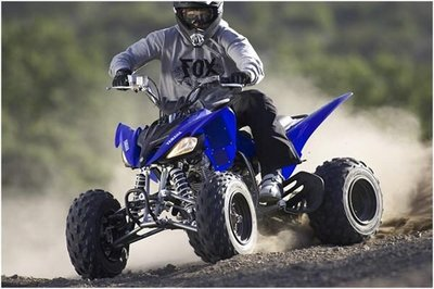 "Yamaha's Raptor 250 named ""Best Of Class"""