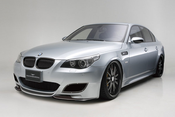 2008 Bmw M5 By Wald International News Top Speed