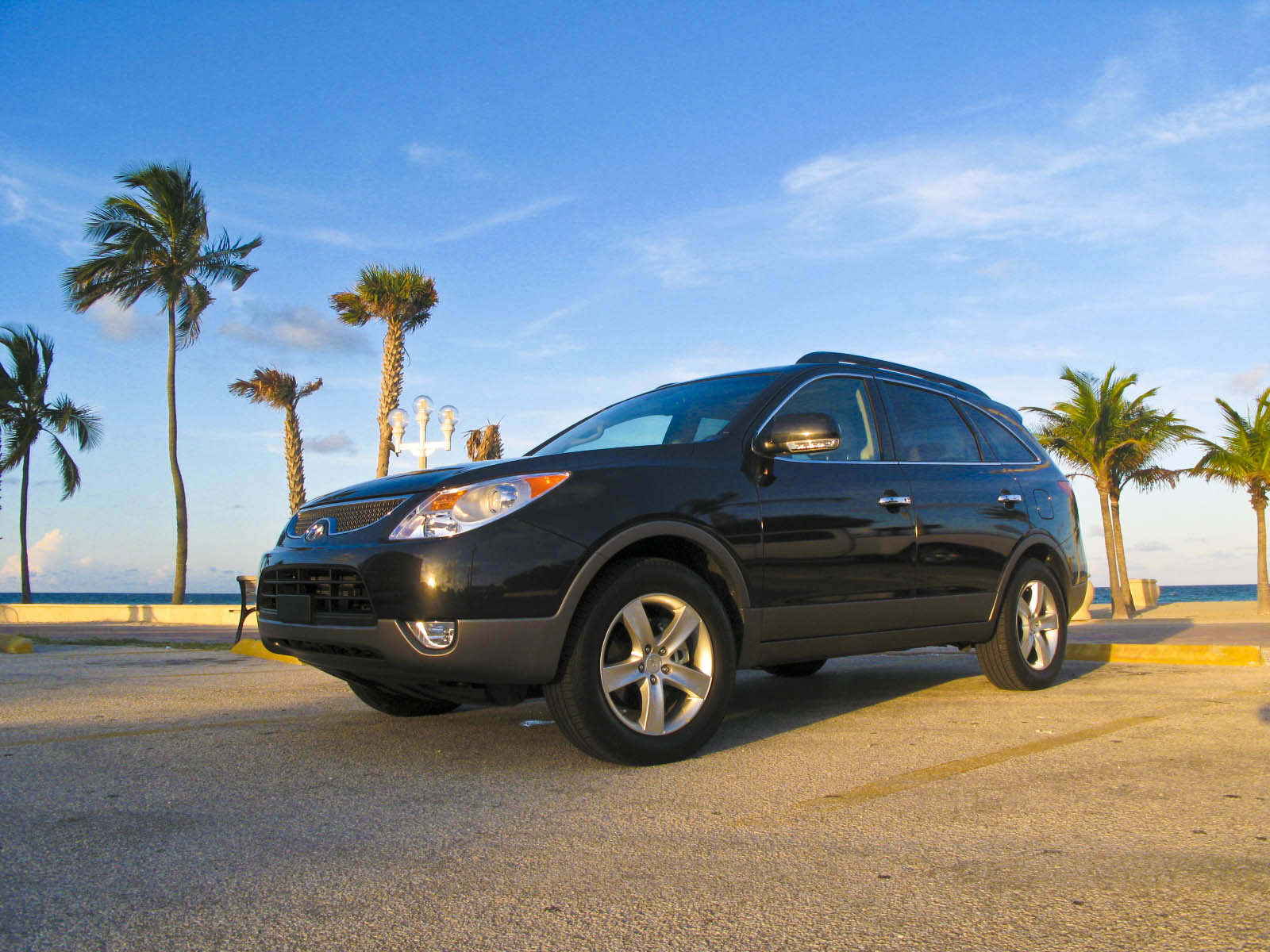 2008 hyundai veracruz review gallery top speed. Black Bedroom Furniture Sets. Home Design Ideas