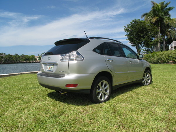 2008 lexus rx 350 review ratings specs prices and autos post. Black Bedroom Furniture Sets. Home Design Ideas
