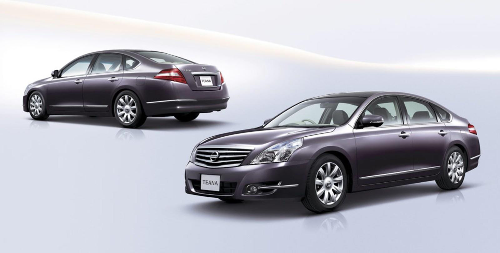 2008 Nissan Teana Review Top Speed