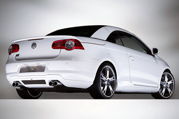 2008 volkswagen eos by abt car review top speed. Black Bedroom Furniture Sets. Home Design Ideas