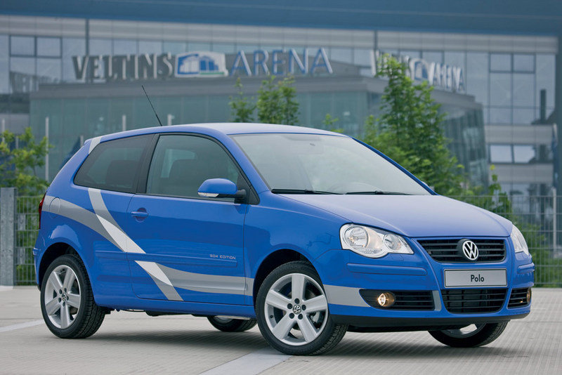 2008 Volkswagen Polo S04 Edition