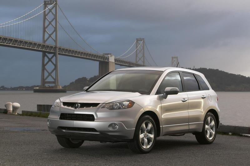 2009 Acura RDX pricing announced